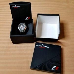 Jacques Lemans Men's F5017 F1 Watch